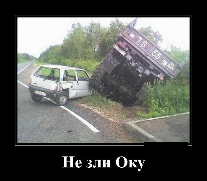Не зли Оку